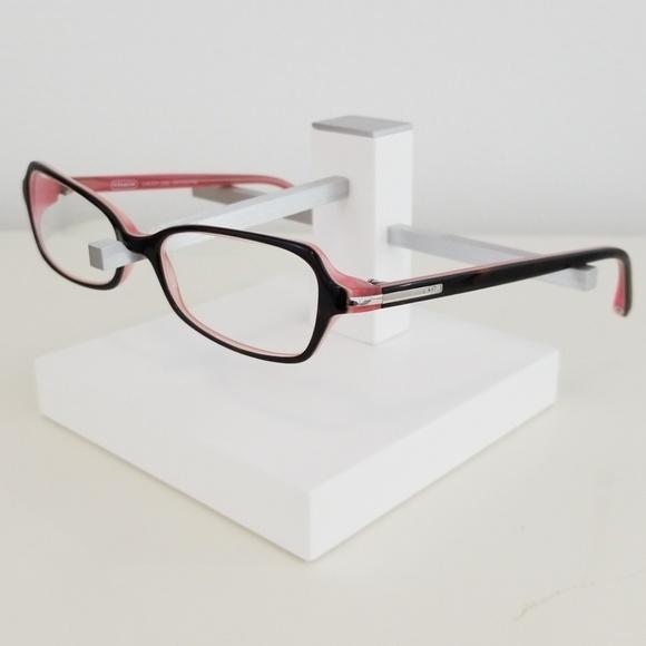 3a9038b1f6ea Coach Accessories - COACH Claudia Eyeglass Frames RX